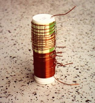 Inductor photo