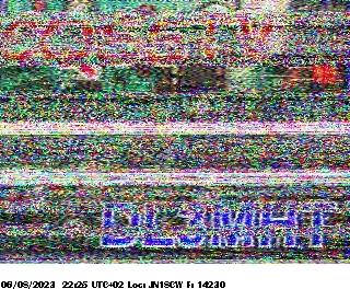 3rd previous previous RX de F4HKJ