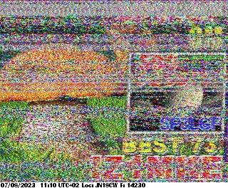 7th previous previous RX de F4HKJ