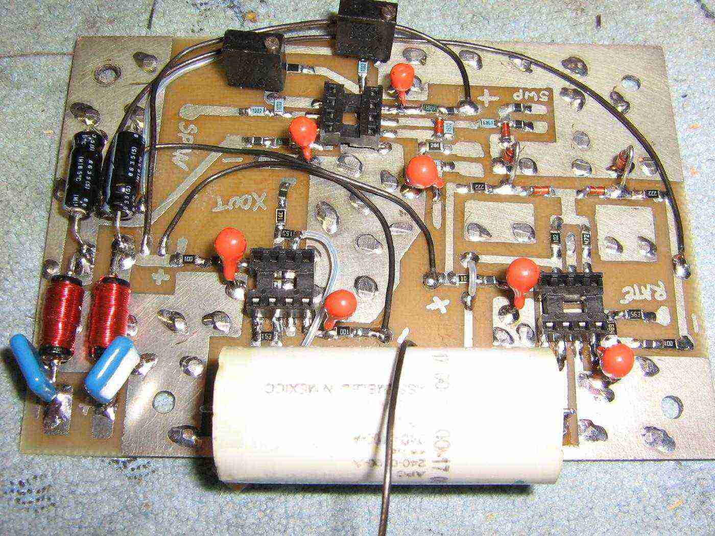 Ghz Spectrum Analyzer Sweep Generator Synchronization Circuit
