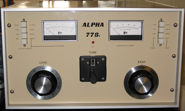 Alpha 77 amplifier for sale
