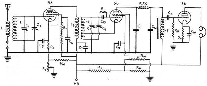 building a 1930 u0026 39 s regenerative receiver