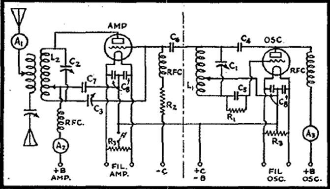 building a 1930 u0026 39 s mopa transmitter