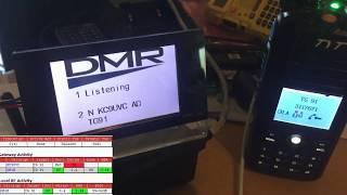 W9FE St  Louis Area DMR Page