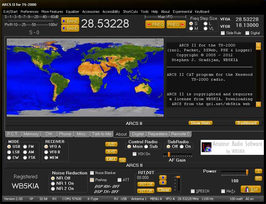 amateur radio free software