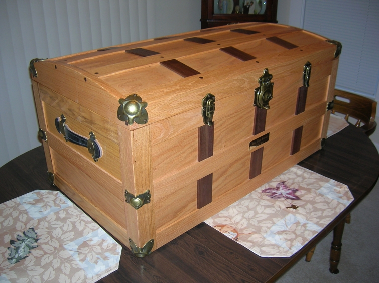 Woodworking sea chest woodworking plans PDF Free Download