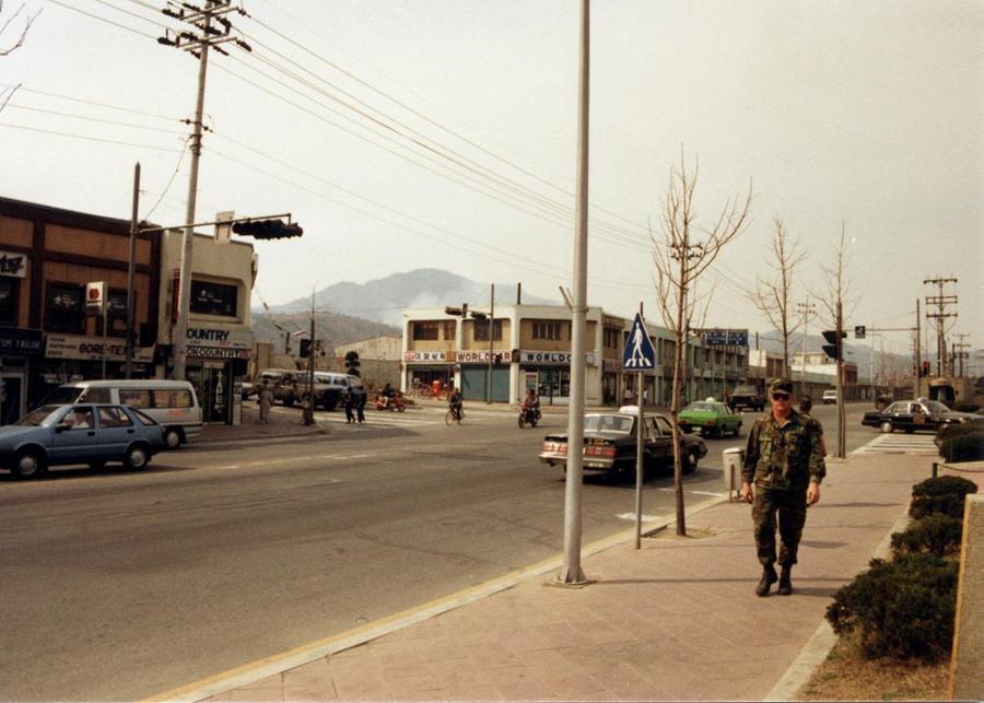 Camp Casey Korea 1960 1970