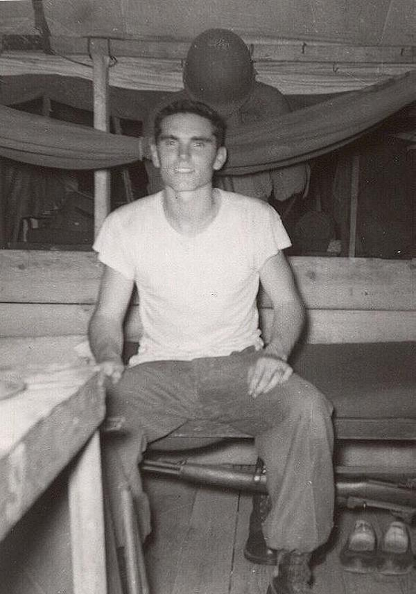 Camp Casey 1955 - 1959