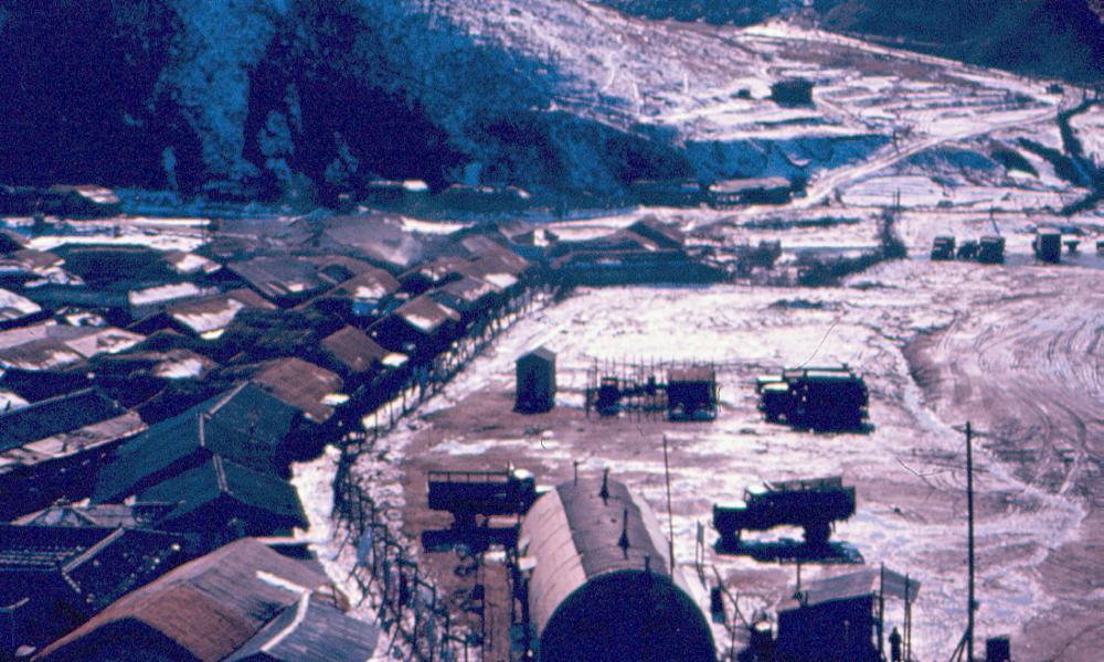 Jeep In Snow >> Camp Kaiser Korea 1961-65