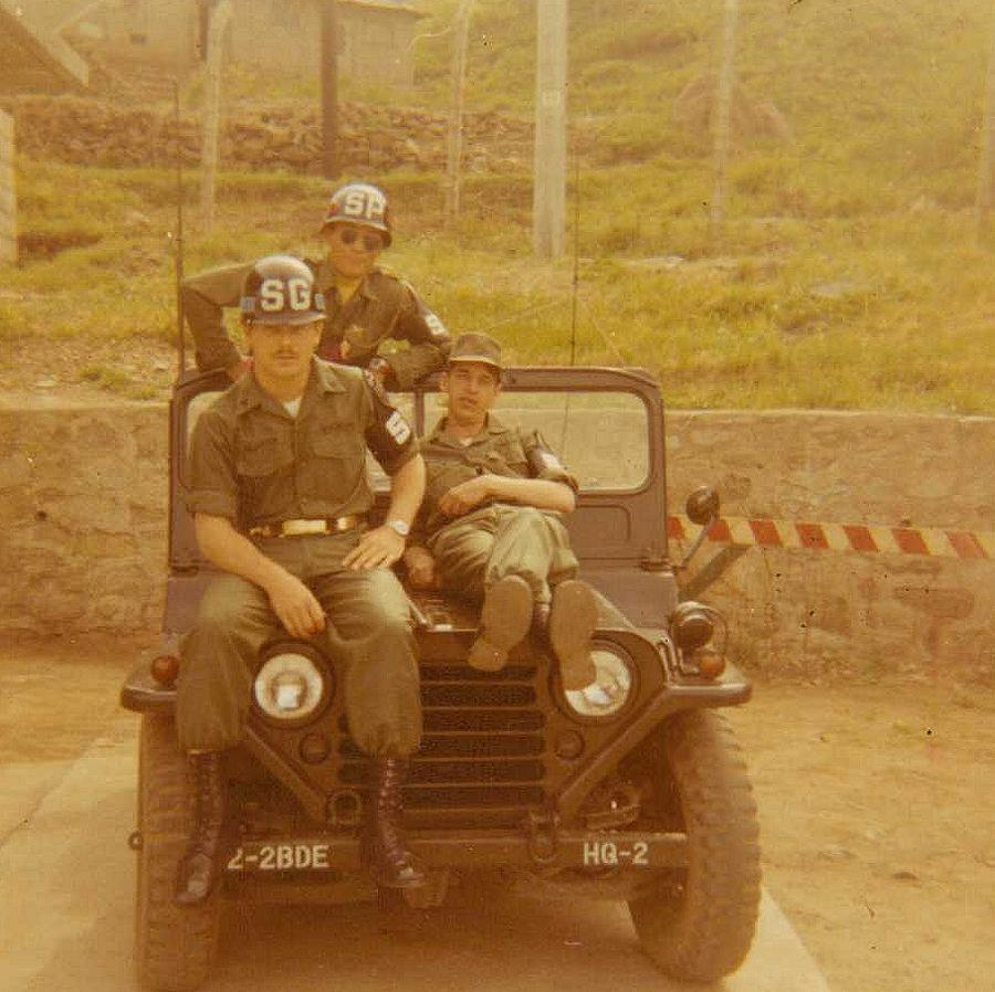 Camp Hovey Korea